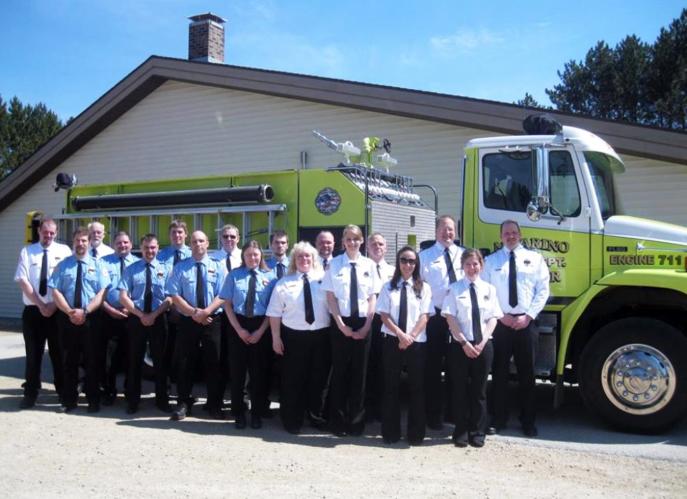 Town of Lessor Fire Dept