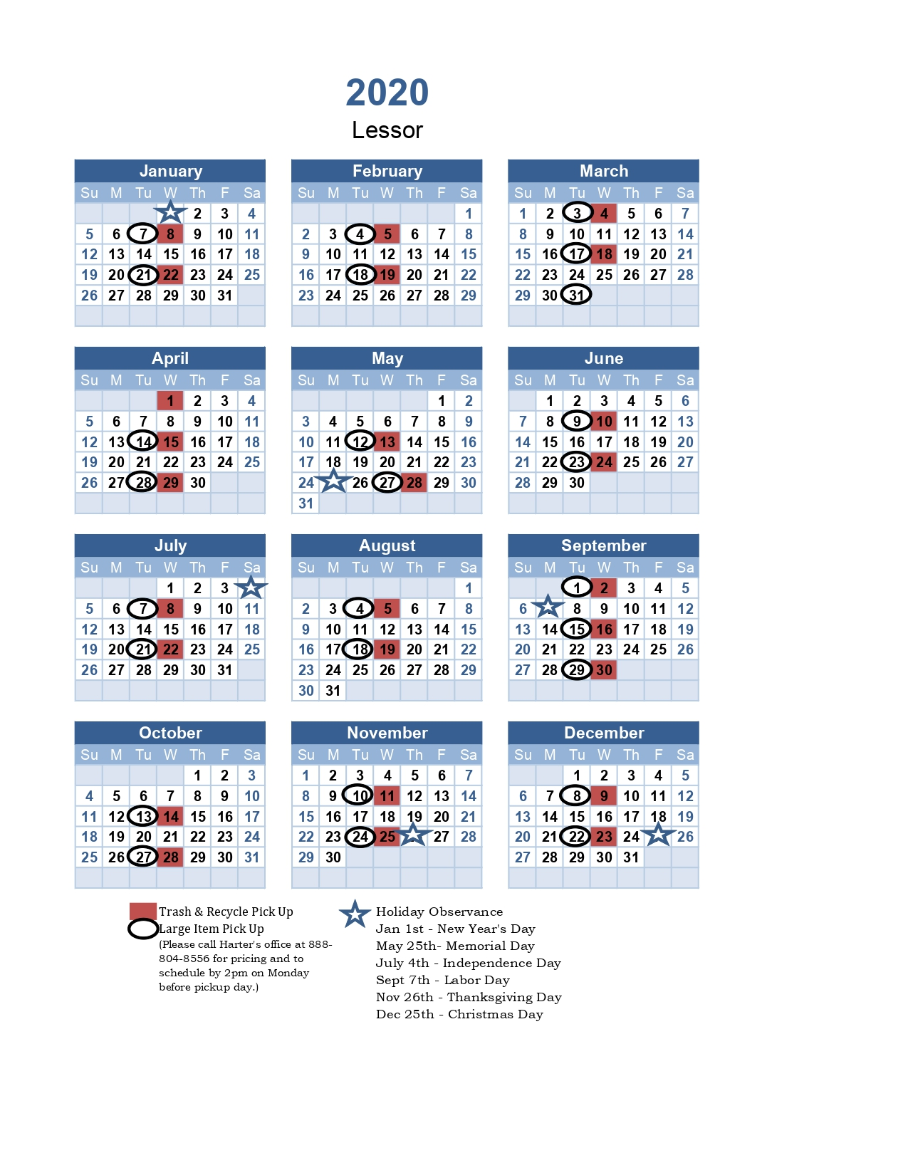2020-Town-of-Lessor-Calendar